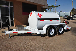 Fuel Trailer 930 Gallon Diesel Fuel