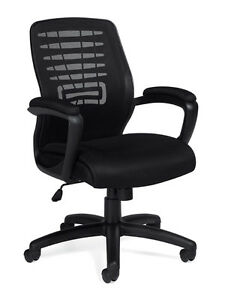 Free Shipping Mesh Back Managers Chair Peartree Office Furniture