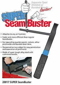 Steck Super Seam Buster 20017 Use With Air Hammer
