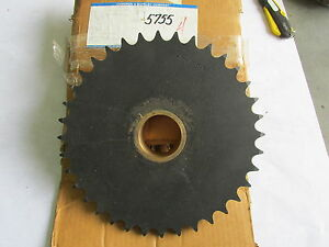 Martin 80b36 Idler Sprocket 8 Chain 36 Teeth Bronze Bushing 2 7 16 Bore