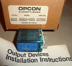 Opcon 8586a Isolated Npn Transistor 30 Vdc Max 1 2 Amp Max New