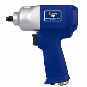 3 8 Drive Composite Air Impact Wrench 300 Ft Lbs Light Weight 2 8lbs Balance