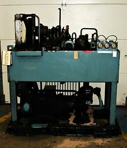 Rexroth Power Supply Unit 22kw Hydraulic Pump 15222lr