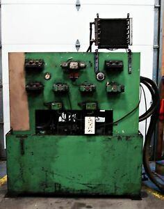 Racine Vickers Hydraulic Power Supply 30kw 15247lr