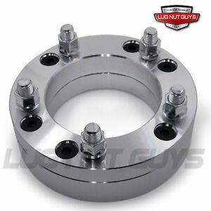 2 Wheel Spacers Adapters 6x5 5 To 5x5 5 2 Thick 6 Lug To 5 Lug