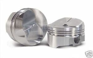 Auto Tec Big Block Chevy Large Dome Pistons 1000288 1000315