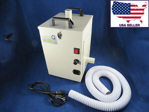 Dental Lab Vacuum Cleaner Suction Polisher Dust Collector 110v Dentq