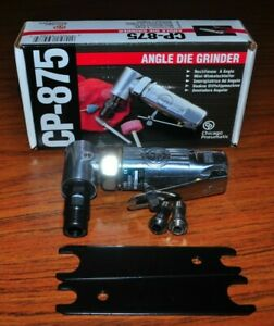 Air Angle Die Grinder Cp875 Cpt875 Mini Angle Die Grinder Chicago Pneumatic