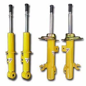 Koni Yellow Sport Shocks Set Of 4 For 1996 2000 Honda Civic Ek