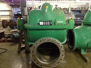 Sulzer Fan Pump Model Zpp 52 600 sku P 6883