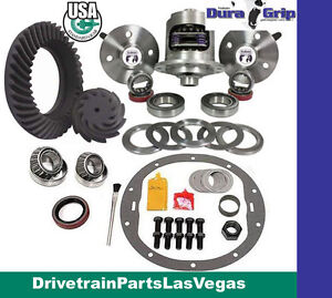 Yukon Duragrip Axle Pkg Ford 8 8 31 Spline Ring Pinion Master Kit Ratio Choice