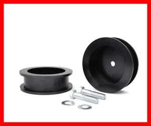 2005 2010 Jeep Grand Cherokee Wk 2 In Inch Rear Steel Lift Leveling Spacer Kit