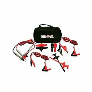 Innova Deluxe Dmm Accessory Test Lead Kit With Case 3396