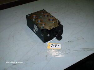 Parker Hydraulic Directional Control Valve P n Prm3pafv