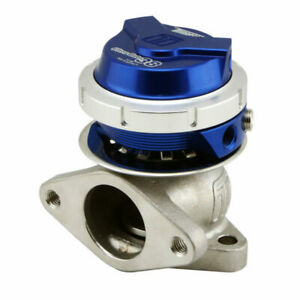 Turbosmart Ultra gate38 38mm 7psi External Wastegate Turbo Blue Ts 0501 1101 New