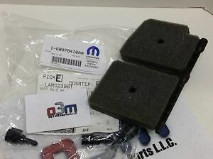 2002 2006 Dodge Ram Ac Heater Blend Door New Repair Kit New Oem