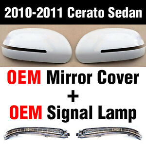Oem Genuine Parts Side Mirror Cover Signal Lamp For Kia 2008 2012 Cerato Sedan