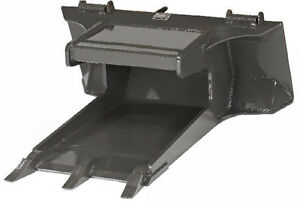 Skid Steer Concrete Claw Attachment With Universal Mounting Plate