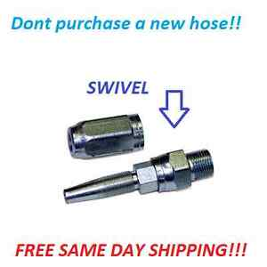 Swivel End Repair Kit For Pressure Washer Hose 3 8 Repair Kit For Pressure Hose