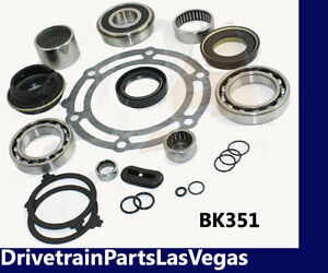 Np246 98 And Up Transfer Case Rebuild Kit Bearings Seals Chevy Gm Cadillac