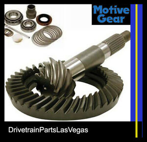 Motive Gm Chevy 8 5 3 73 Ratio Ring And Pinion Gear Set And Install Kit New