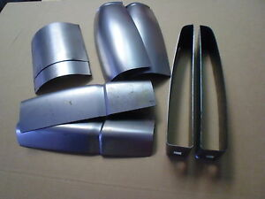 94 99 Cadillac Deville 2 Taillight Buckets 2 Tail Light Fillers Filler Bucket