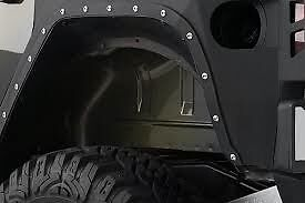 Fits 2007 2018 Jeep Wrangler Unlimited Jk Xrc Armor Rear Fenders 76881 Trail