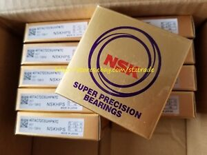 Nib Nsk Ball Screw Bearing super Precision Bearing 40tac72bsuc10pn7b