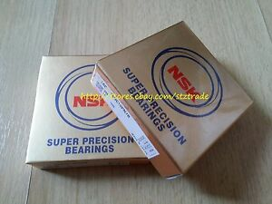 Nib Nsk Ball Screw Bearing super Precision Bearing 25tac62bsuc10pn7b