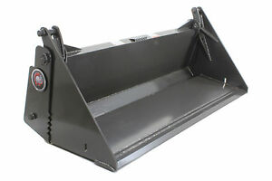 Skid Steer 4 In 1 Combination Bucket 66 Industrial Series W Weld On Teeth
