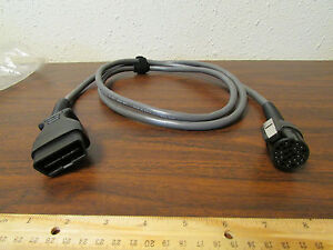 Hp Automotive Computer Obd Ii Reader Cable N1552 60001 Si