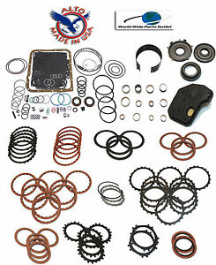 4l60e Hp Rebuild Kit Stage 4 With Alto 3 4 Power Pack 1997 2003 4l60e