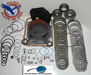 Gm 4l60e Transmission Powerpack Rebuild Kit 1997 2003 Stage 3