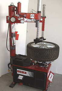 Remanufactured Coats 7060 ex Tire Changer With Warranty