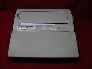 Mark 290 Word Processing Typewritter W Spell Right Dictionary