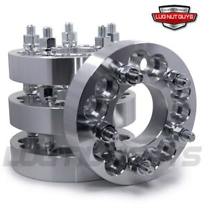 4 Wheel Spacers Adapters 5x4 5 Or 5x4 75 To 5x115 1 25 5x120 7 5x114 3