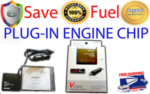 Ford Performance Turbo Mph Boost Volt Engine Power Chip Fits On All Models New