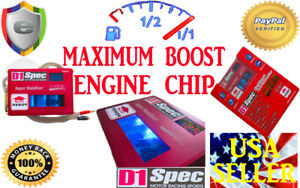 Ford Performance D1 Boost volt Cobra Engine Turbo Chip Free 2 3 Usa Shipping