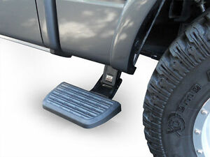 Amp Research 75403 01a Bedstep2 Retractable Step Black Ford Super Duty