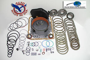 4l60e Rebuild Kit Heavy Duty Heg Ls Kit Stage 3 1997 2000