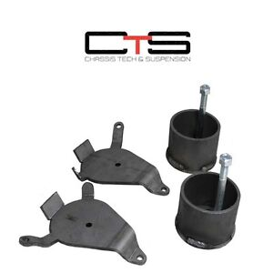 S series Front Suspension Air Bag Brackets Ride Cups Lowered Bagged