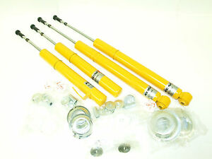 Koni Sport Yellow Shocks For 03 07 Accord 04 08 Tsx Tl front rear Set