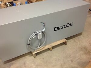 Uas Dust Cat Db Dust Collection System Air Cleaner 3 Hp