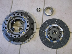 Ford 2000 2100 2110 2300 3000 4000 Tractor New 11 Inch Clutch Kit C5nn7563u