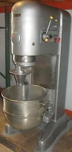 Hobart Mixer 80 Qt Model M802 Bakery Pizza