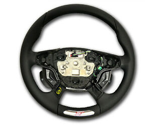 Oem New 2012 2013 Ford Focus St Logo Steering Wheel With Sync Only Leather