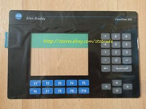 New Membrane Keypad For Ab Allen Bradley Panelview 600 2711 b6c1