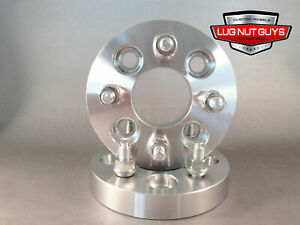 2 Wheel Spacers Adapters 4x4 5 To 4x4 5 2 Thick 4 Lug 4x114 3