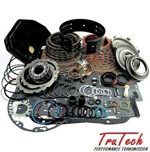 Trutech Street Performer Rebuild Kit Alto Red Eagle Raybestos Gpz 97 03 4l60e