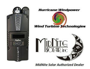 Midnite Solar Classic 250 Mppt Charge Controller 250v 63a Midnight